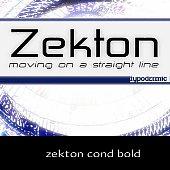 zekton cond bold