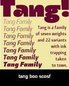 TangSCOSF Book